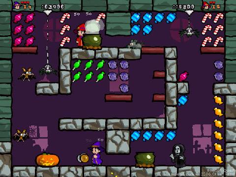 screenshot du jeu Bonbon Quest