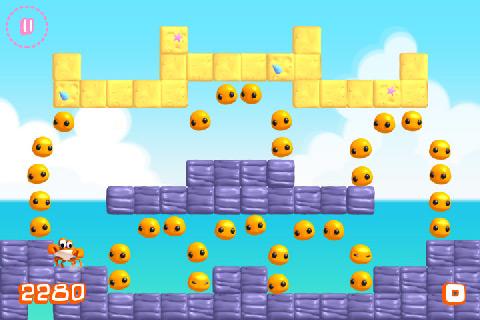 screenshot du jeu vidéo CrazyCrab