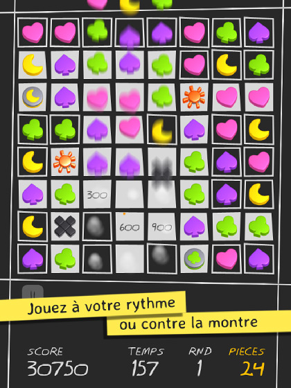 screenshot du jeu My Shapes