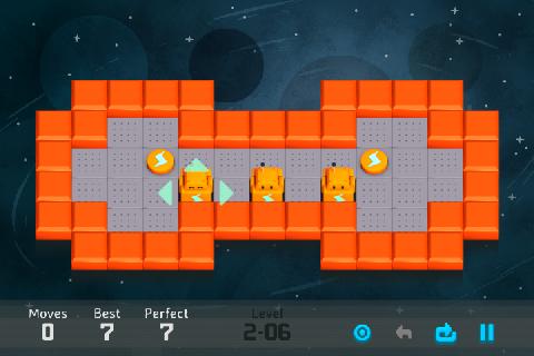 screenshot du jeu Slydrs