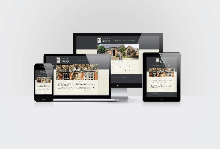 site web responsive pour artisan en Côtes d'Armor, Bretagne